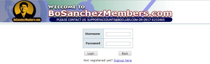 Jul 1 - members portal login