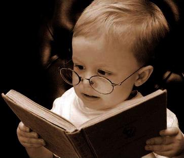 jul 16 baby reading