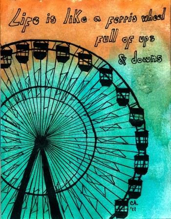 aug 5 life ferris wheel