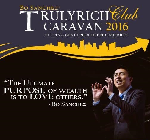 Join the Truly Rich Club Quickstart Caravan